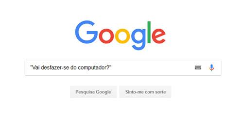 pesquisa google