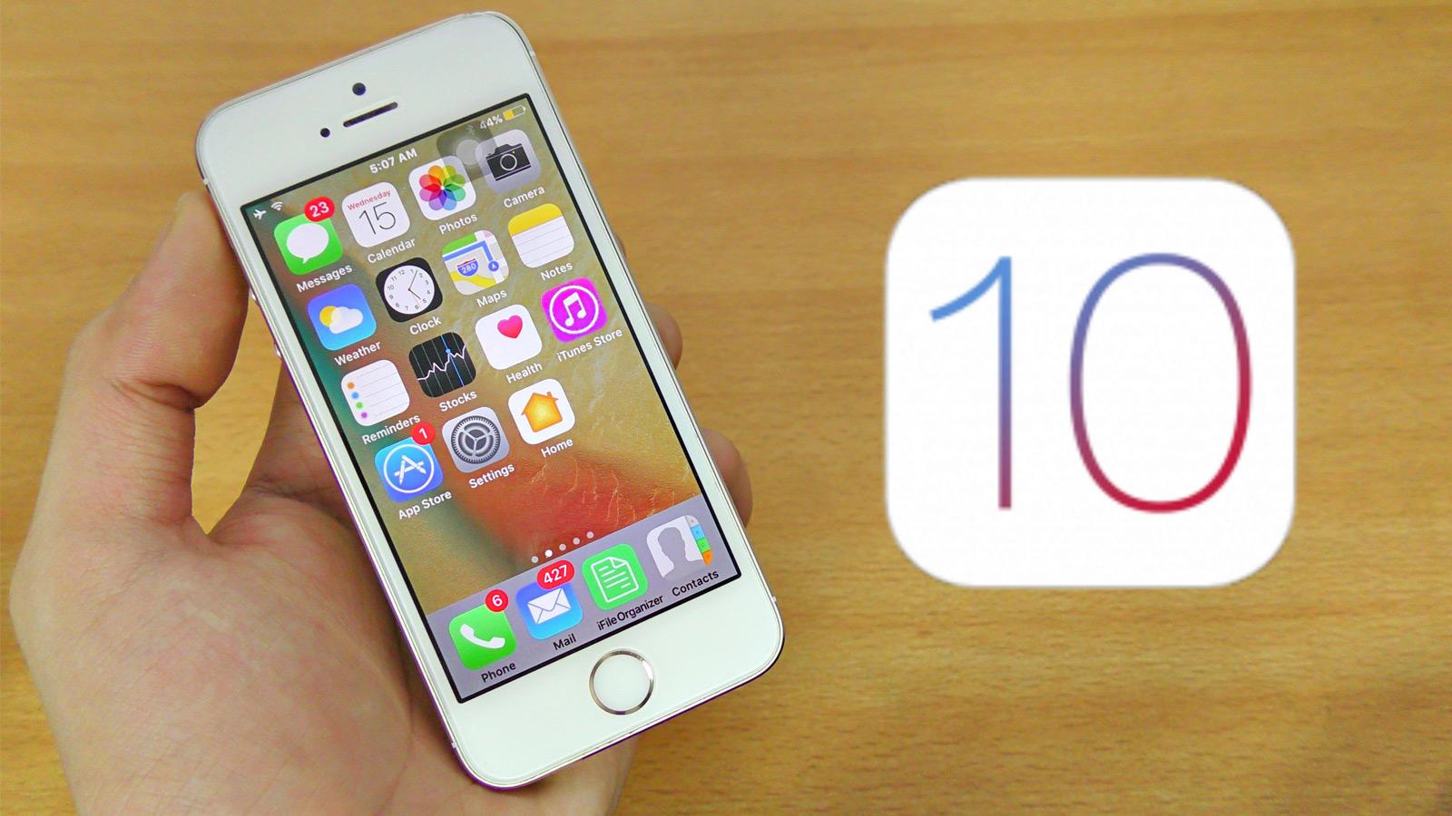 Teste ao iOS 10: vale a pena atualizar o meu iPhone?