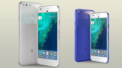 Conheça as características dos novos Google Pixel e Pixel XL