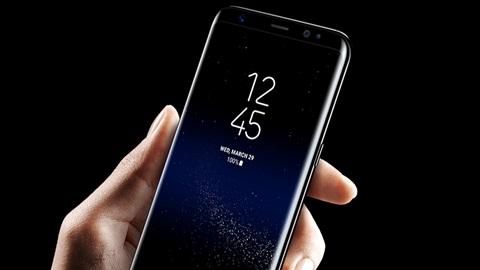 Samsung mostra o S8 de ecrã infinito