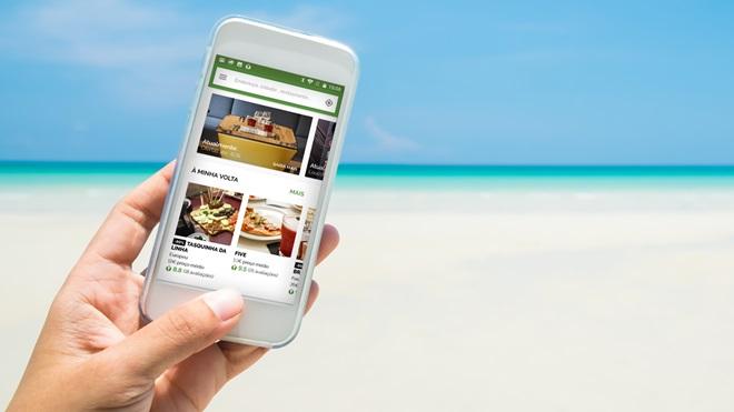 apps restaurantes