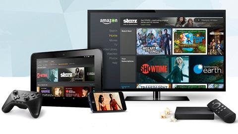 O Amazon Prime Video foi lançado em dezembro com o intuito de fazer concorrência ao Netflix.