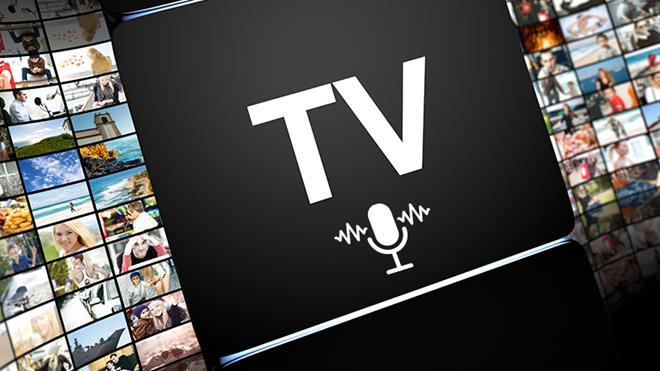 assistente de voz smart tv