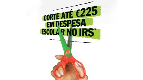 Campanha DECO Corte na Despesa Escolar