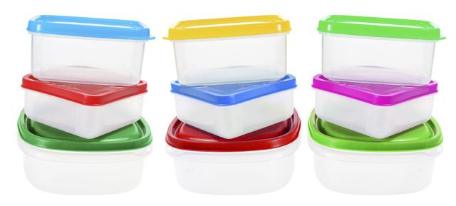 Embalagens mais seguras para os alimentos - Recipientes para alimentos ...