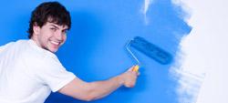 Tintas de água para interior como aplicar