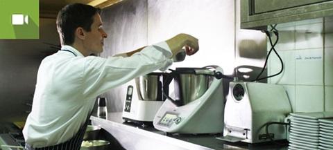 Robôs de cozinha