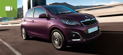 peugeot 108 caixinha de surpresas desde 11 700 euros. Black Bedroom Furniture Sets. Home Design Ideas