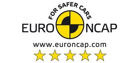 O Euro NCAP publica agora duas classificações de segurança: uma incide sobre o sistema de segurança padrão e a outra avalia os modelos com pacotes de segurança opcionais e extra.