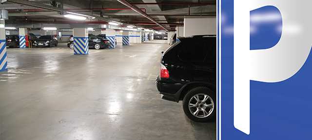Parques de estacionamento: compare os custos