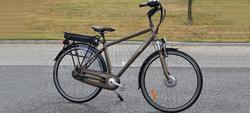 Bicicletas elétricas: eficientes e amigas do ambiente.