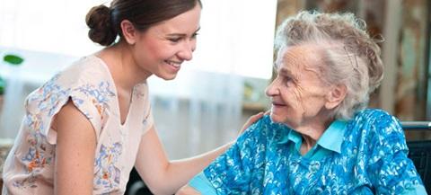 Cuidar de um doente em casa