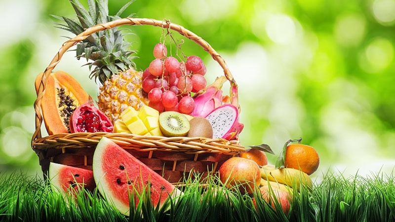 dieta fruta