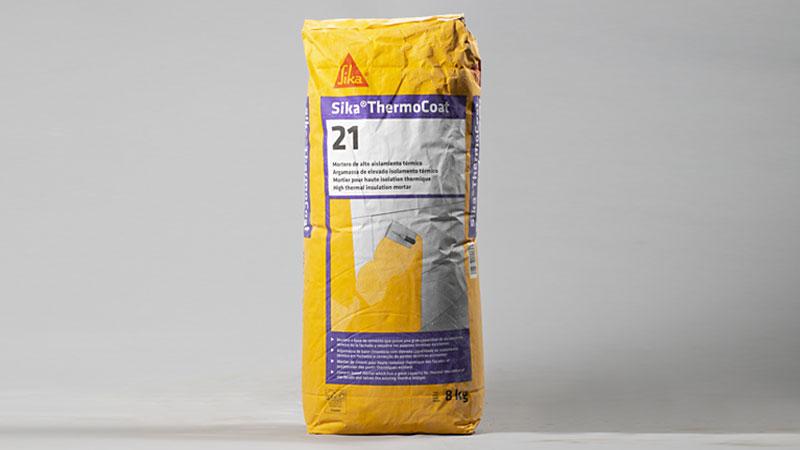 Argamassa Sika Thermocoat-21