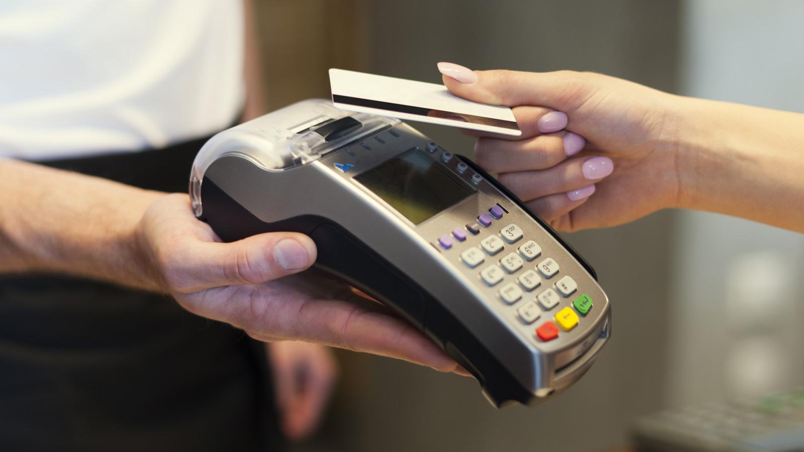 pagar com cartões contactless