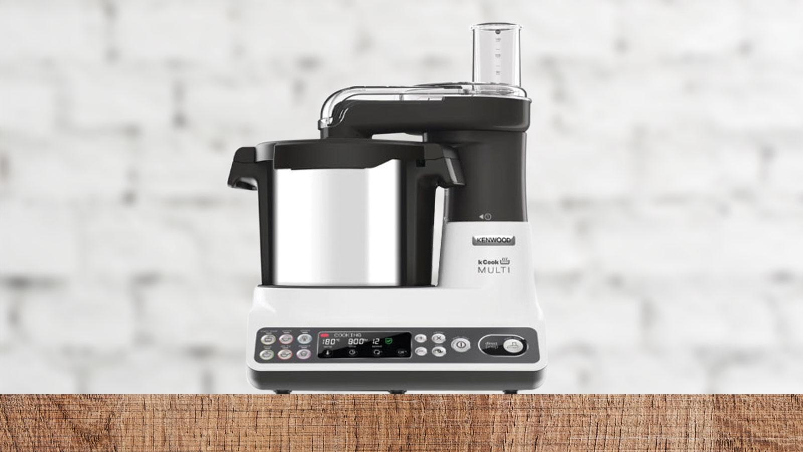 Kenwood kCook Multi promete simplificar o mundo dos robôs de cozinha