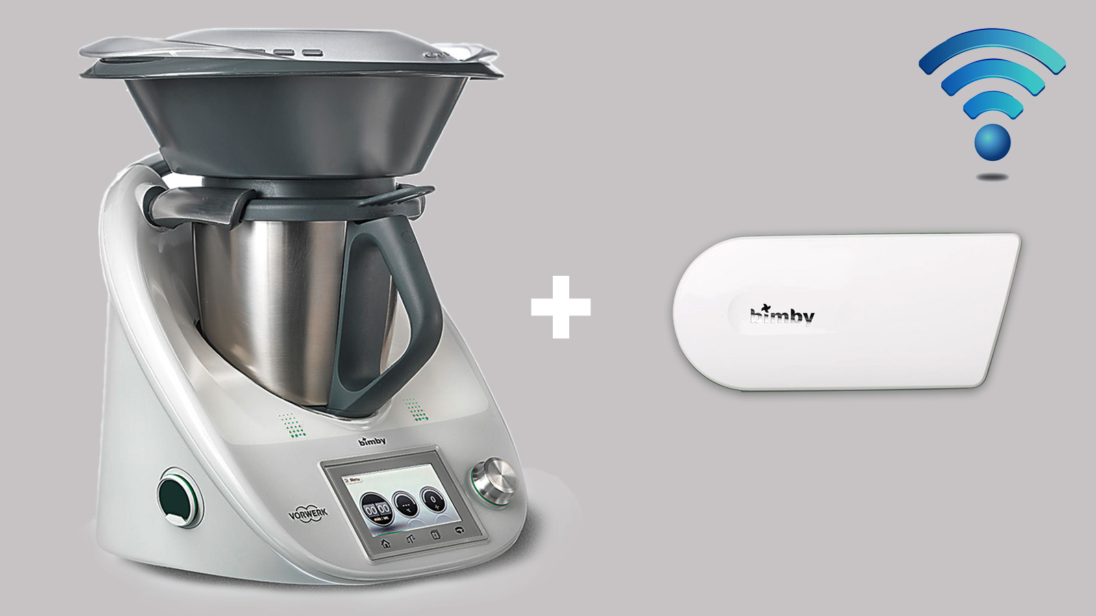 O robô de cozinha Bimby já pode ser emparelhado com o telemóvel.
