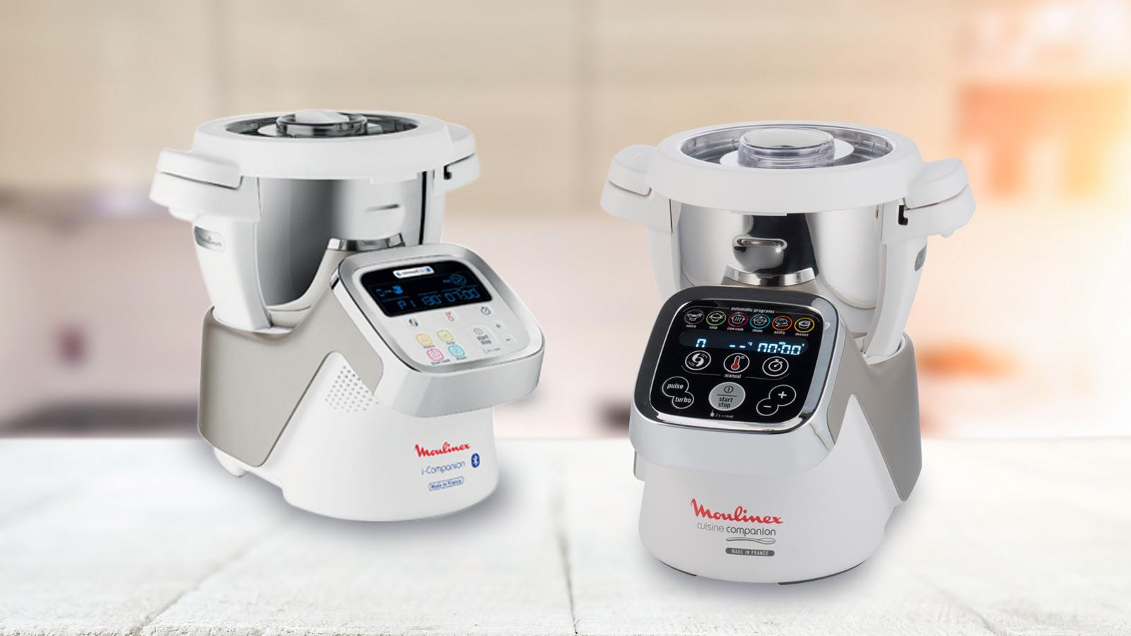 Teste DECO a robôs de cozinha