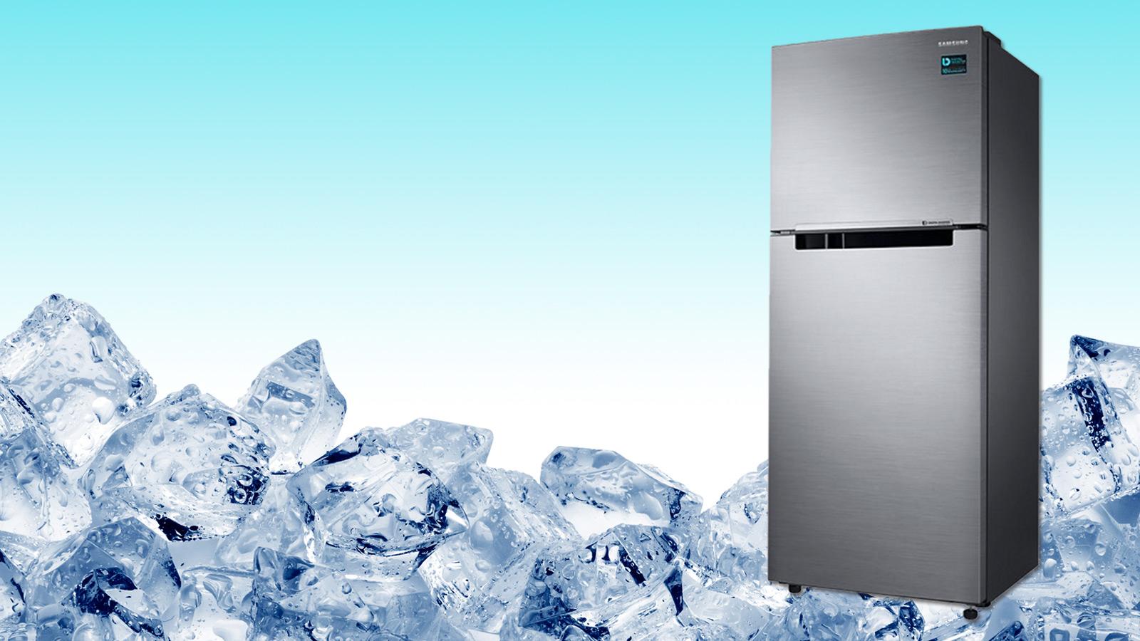 Os frigoríficos Samsung Smart Conversion possuem cinco modos de funcionamento diferentes, alguns dos quais permitem desligar um dos compartimentos ou transferir funções do congelador para o frigorífico.