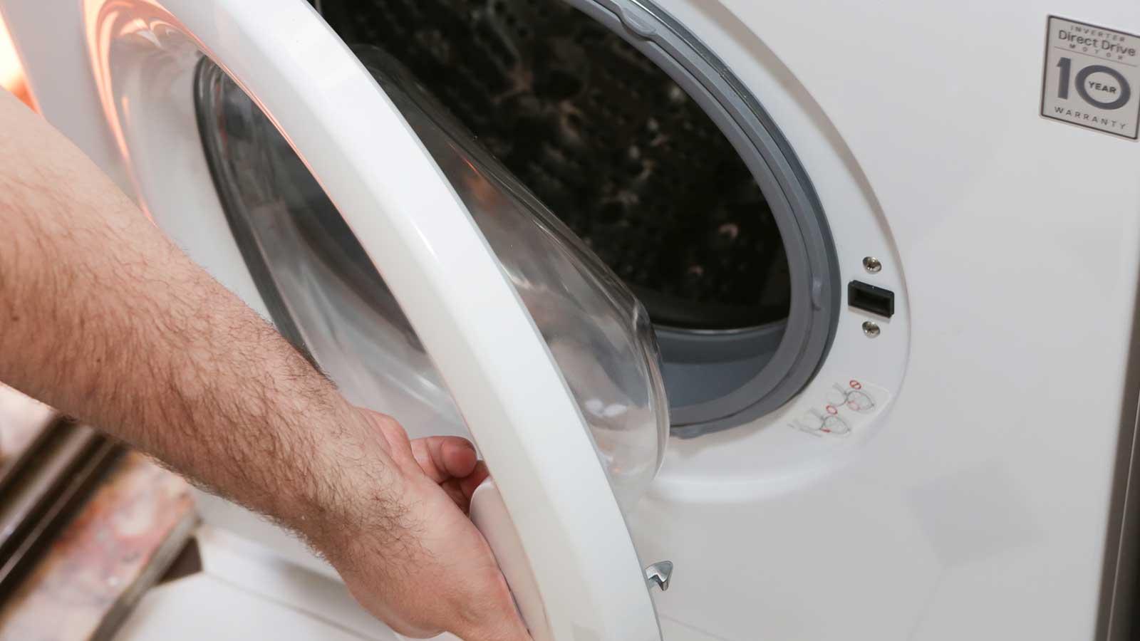 Como testamos máquinas de lavar roupa
