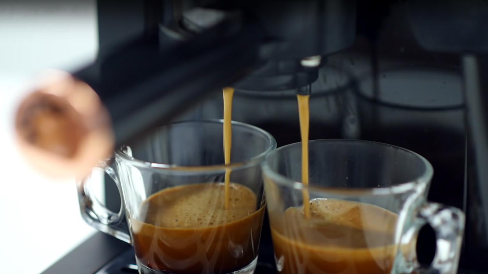 Como testamos as máquinas de café