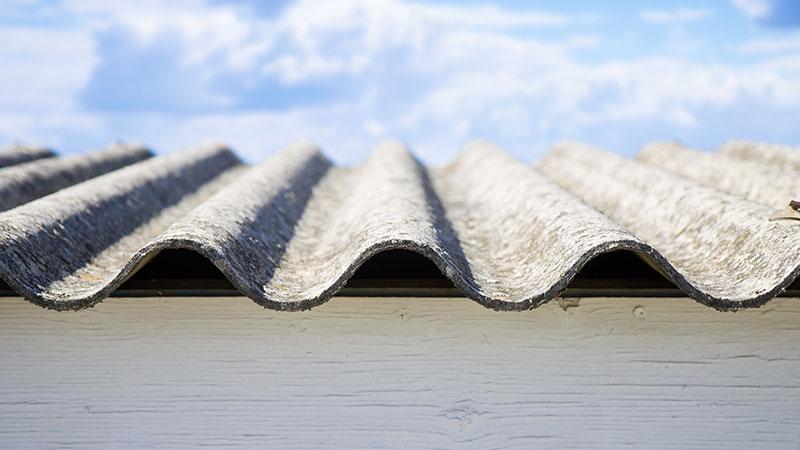 placas de amianto