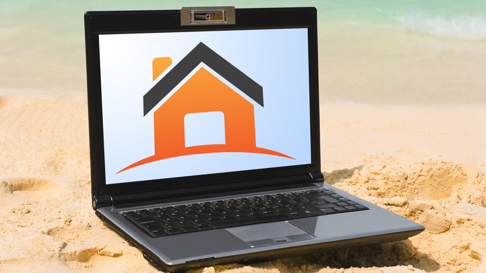 Testámos as populares plataformas de arrendamento de casas Airbnb, HouseTrip, HomeAway, Iha e Rentalia.