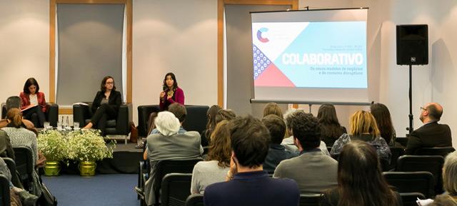 """O debate """"Consumo Colaborativo – Os novos modelos de negócios e de consumo disruptivos"""" decorreu a 24 de maio na Fundação Cidade de Lisboa."""