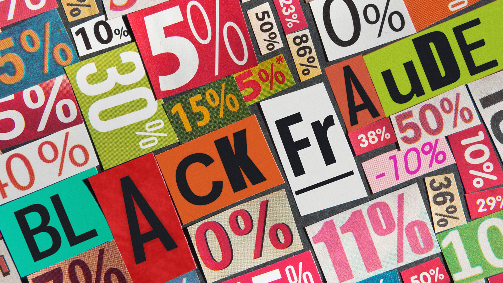 Black Friday ou Black Fraude