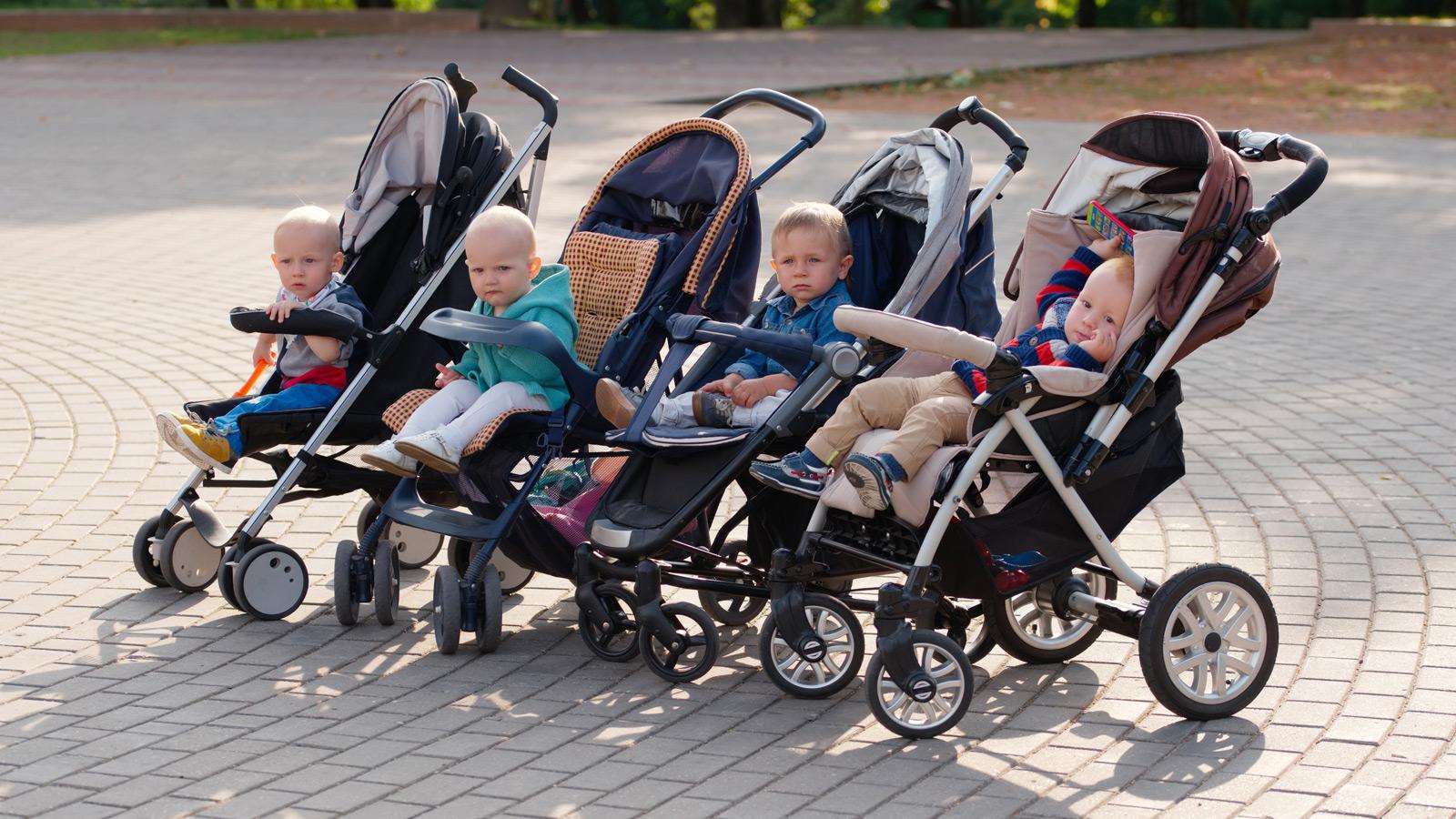 Conheça os resultados do nosso teste a carrinhos de passeio para bebés.