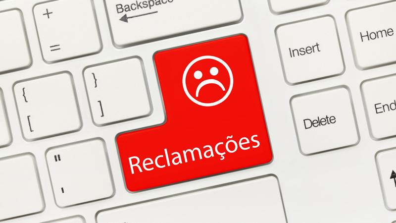 reclamações online
