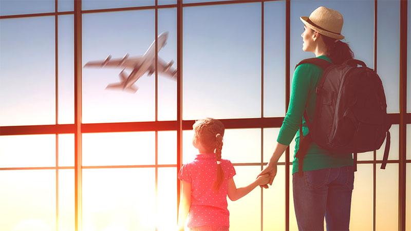 direitos em viagens aereas