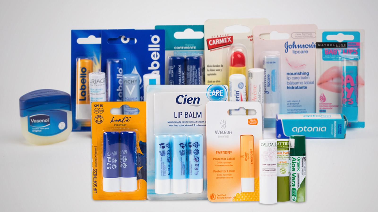 20 produtos testados