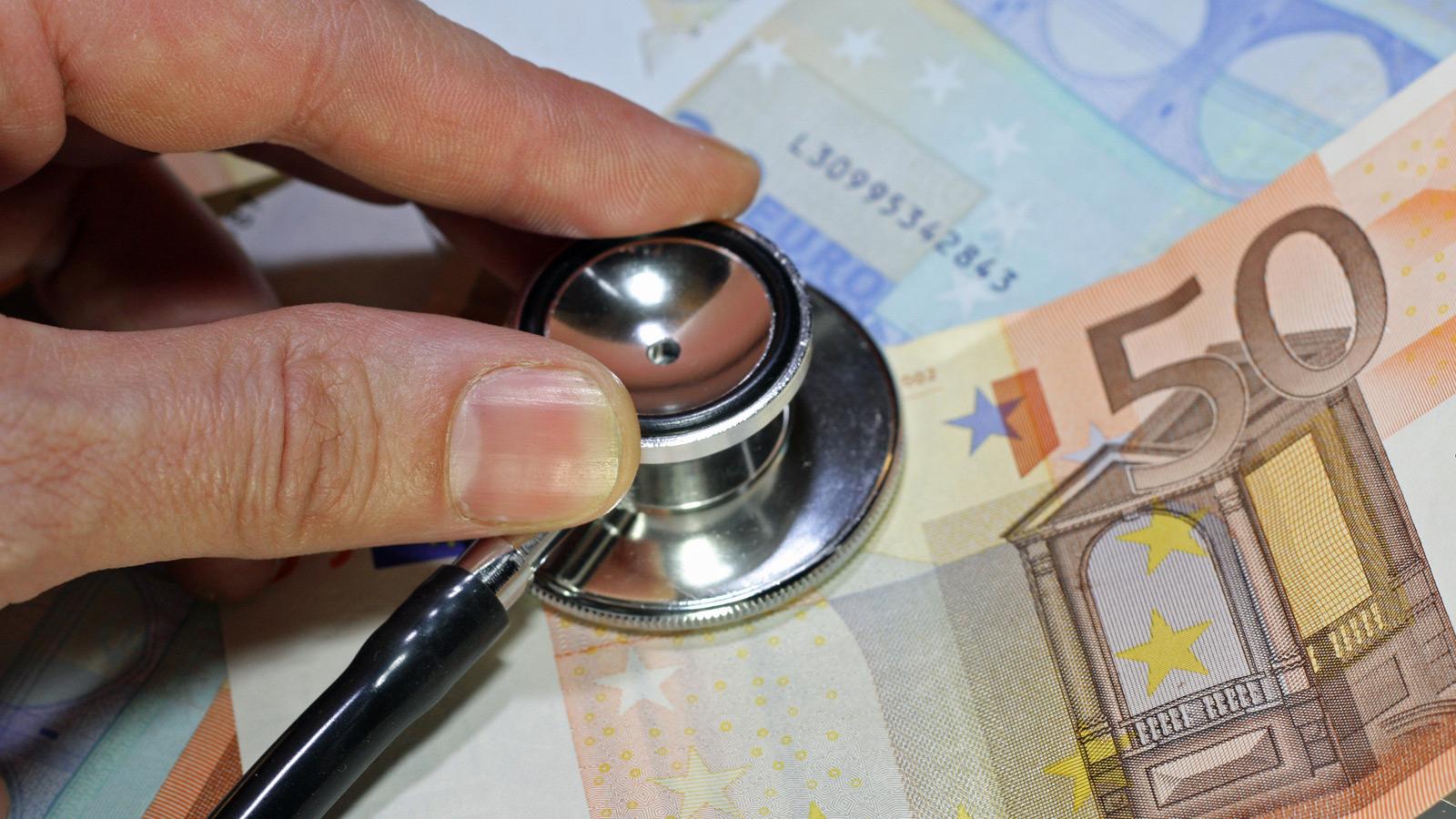 Prescrição de taxas moderadoras