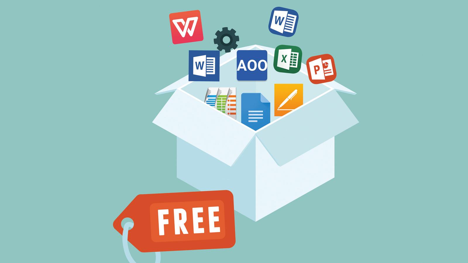 Apps gratuitas do Office para Android e iOS