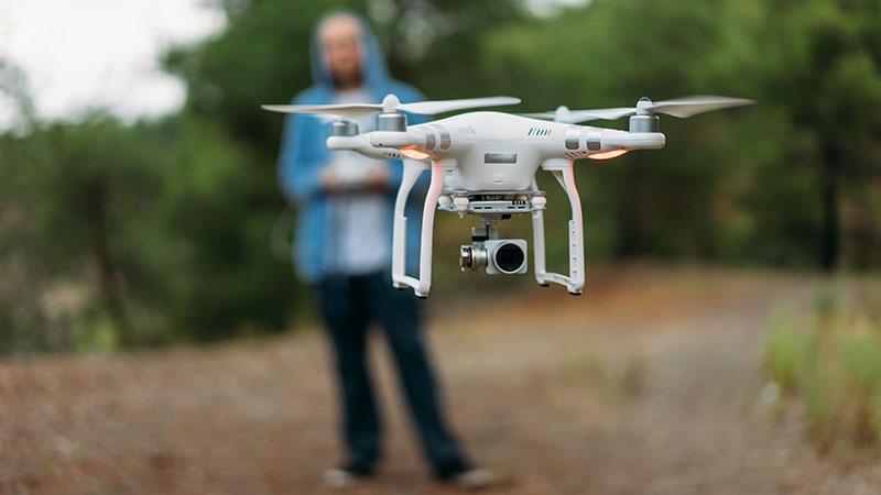 drone lei