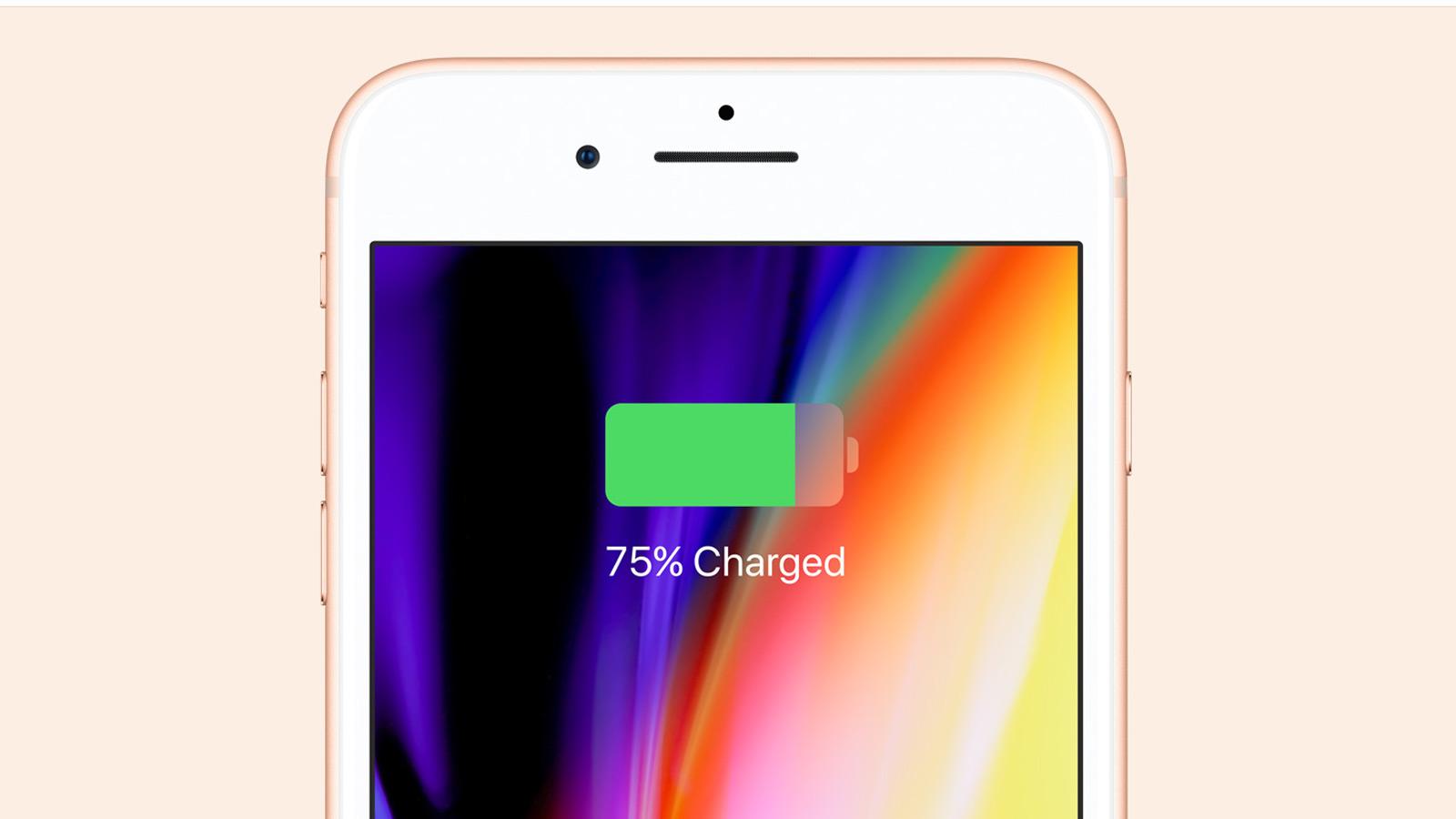 bateria iphone8