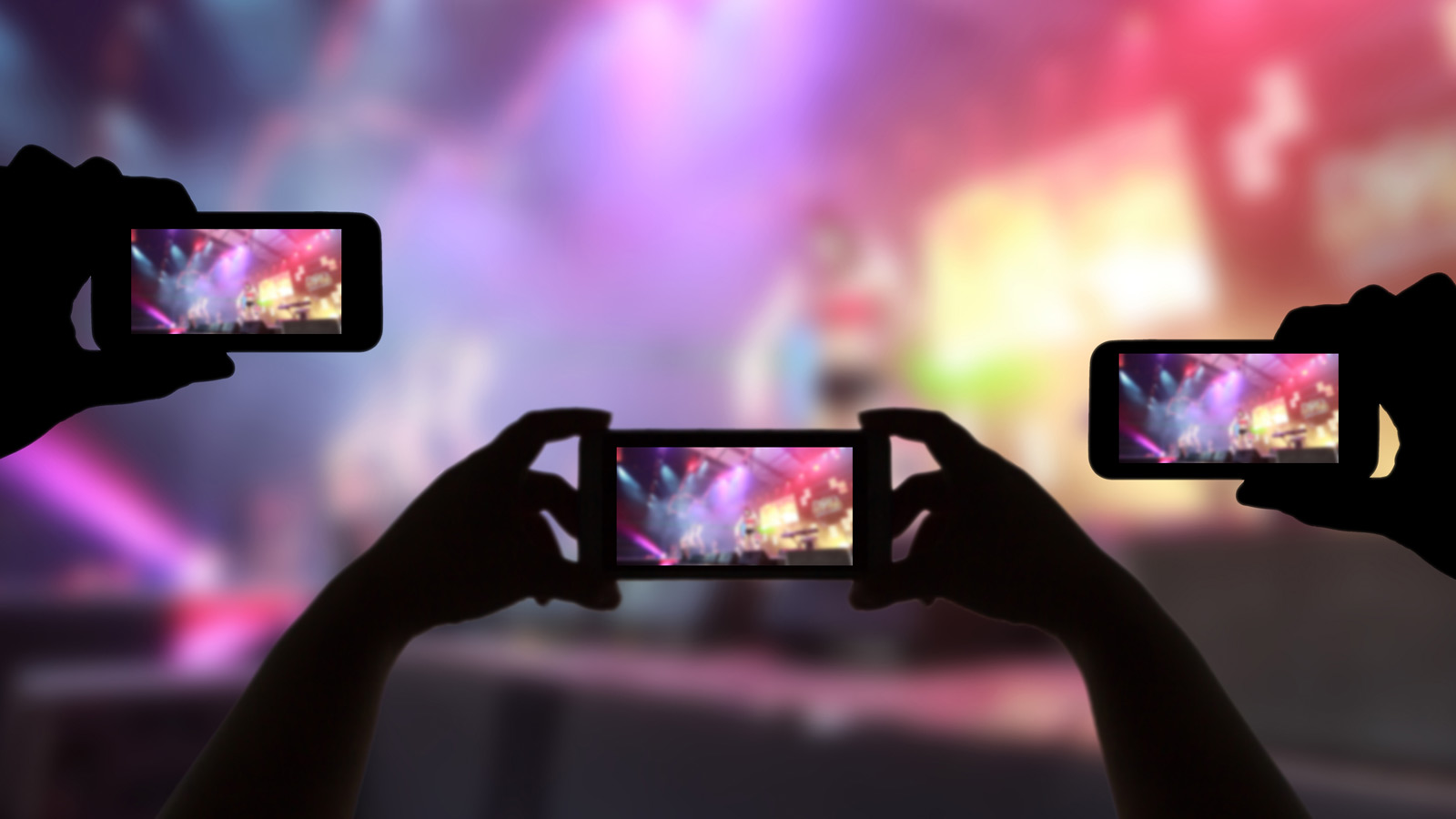vídeos com smartphone