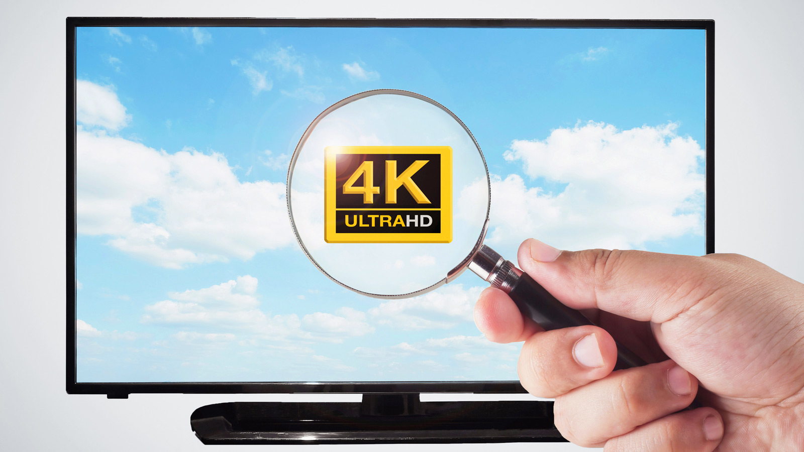 Pedimos a um painel de 25 utilizadores para indicar que diferenças percecionava, a nível do detalhe da imagem, entre um televisor Full-HD e um 4K.