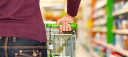 truques para cortar a despesa no carrinho do supermercado