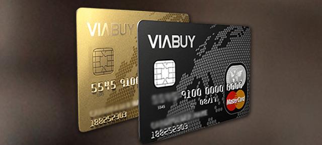 Cartões ViaBuy