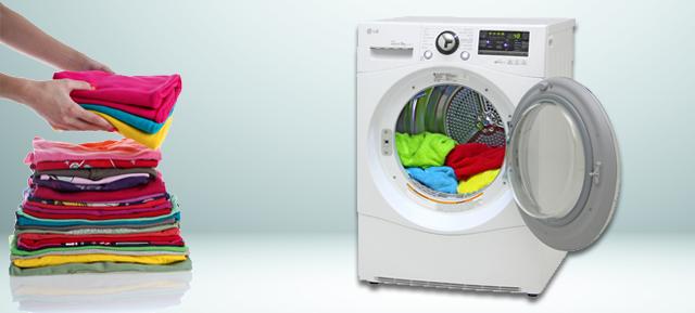 Testámos o primeiro modelo híbrido de máquina de secar roupa disponibilizado em Portugal pela LG.