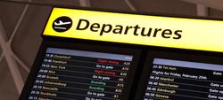 estudo a aeroportos e companhias aéreas