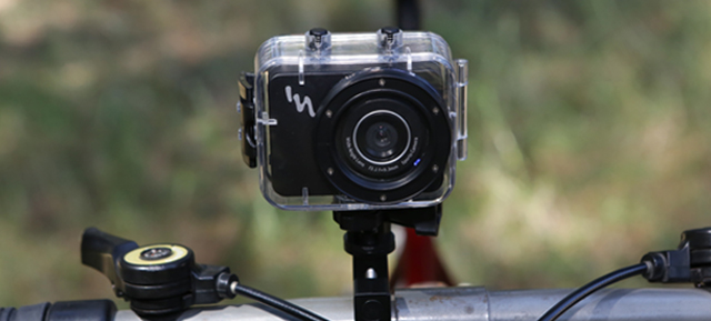 como instalar e poupar câmaras de vídeo aventura